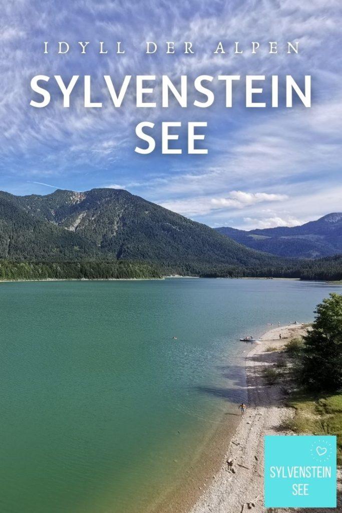 Merk dir gleich den Link für das Sylvensteinsee Wetter