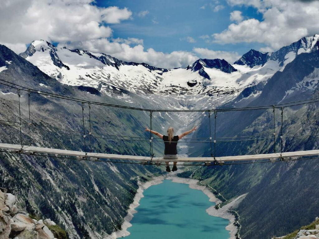 Entdecke die schönsten Stauseen der Alpen